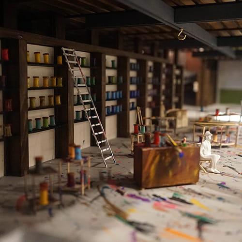 画家から始まるアートポート構想01