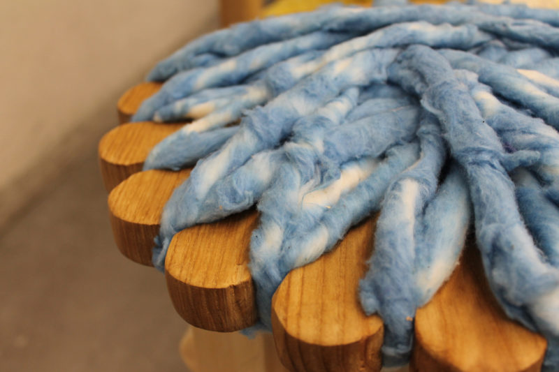 coton knot.