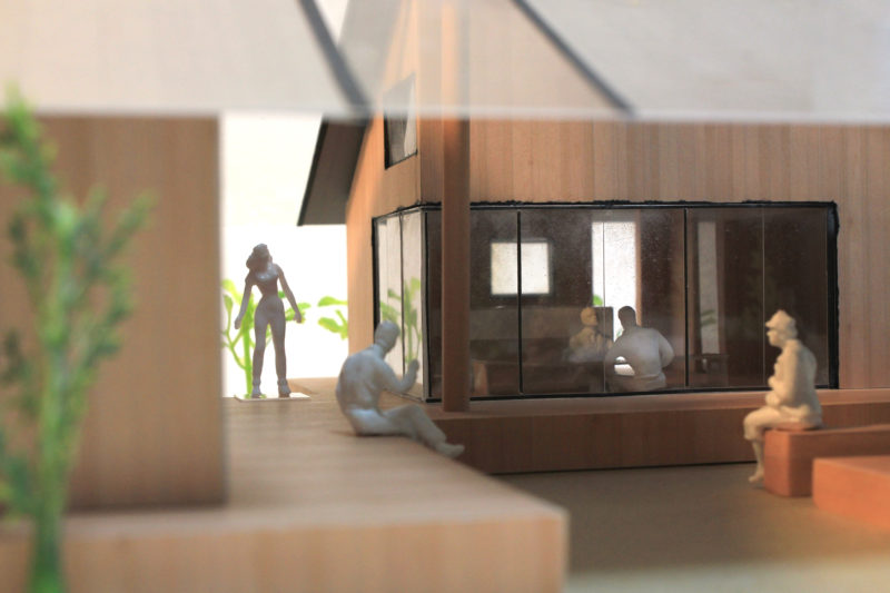 Housing ⅡA_a private house_02