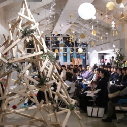 suzudeco~Christmas decoration for ifs 未来研究所