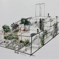 Housing ⅡA_9 squares_2017_C_02